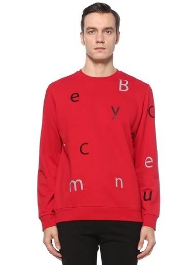 Beymen Club Sweatshirt Kırmızı